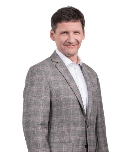 Martin Hofmeister - Business development director